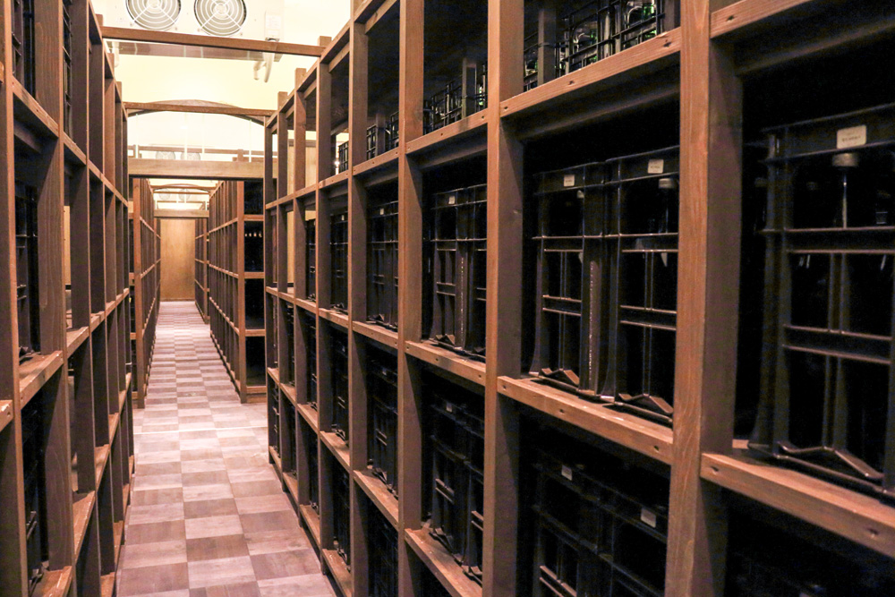 Aging rooms like the Matrix